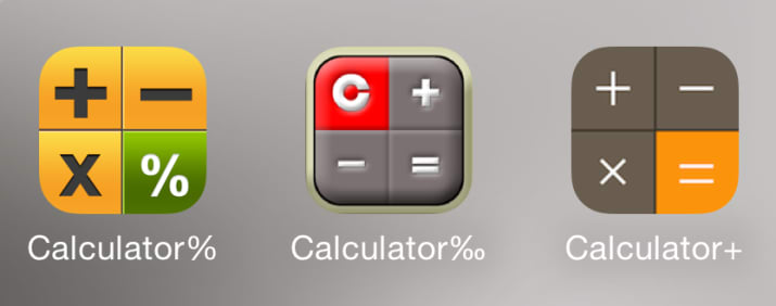 Caculator Apps