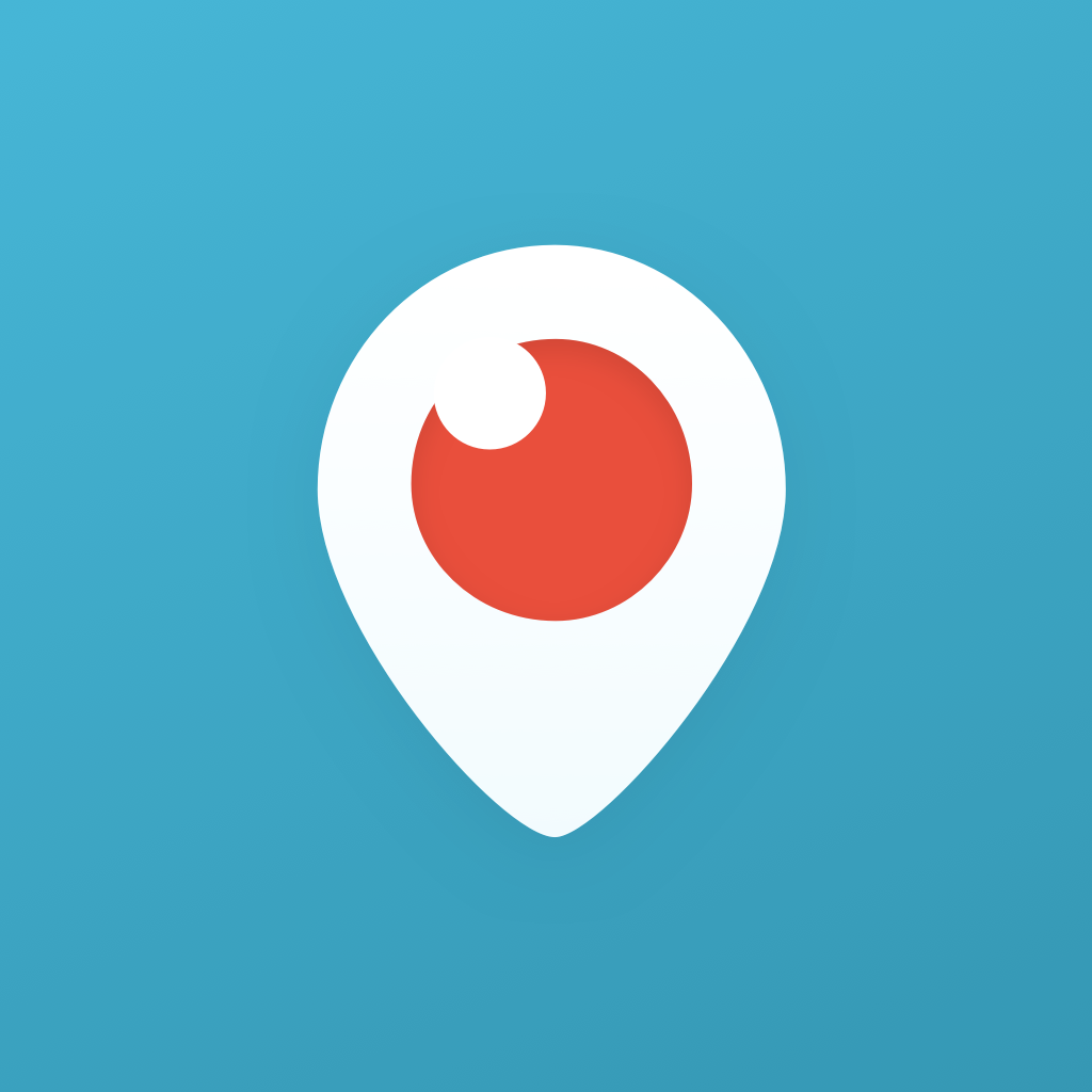 ... of these apps… Periscope